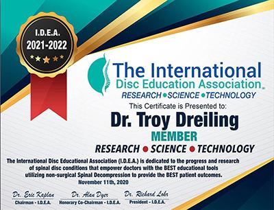 2021-dr-troy-dreiling-international-disc-association-certificate